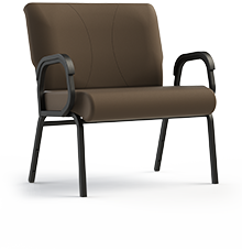 "Titan 941-30 Assisted Living Lobby & Common Area Chair.  Armed, 30"" Wide Seat"