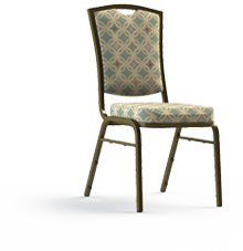 Vista 8851 Hospitality / Banquet Chair.